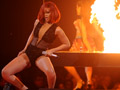 Rihanna - Brit Awards 2011