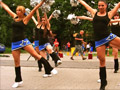 Pilsen Cheerleaders 28.5.2011