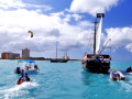 Epic Pirate Water Battle in Aruba