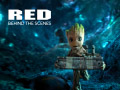 [4K] RED BTS | Guardians of the Galaxy 2